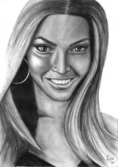 Beyonce por Katie